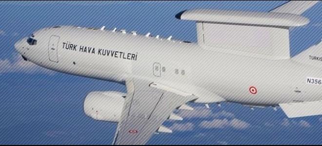 Boeing, 3. Barış Kartalı uçağını Türkiye'ye teslim etti