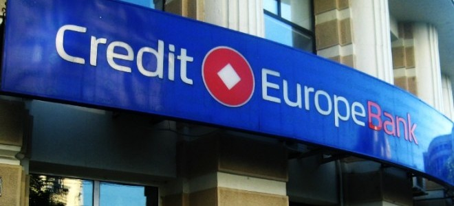 Credit Europe Bank'a Talip!