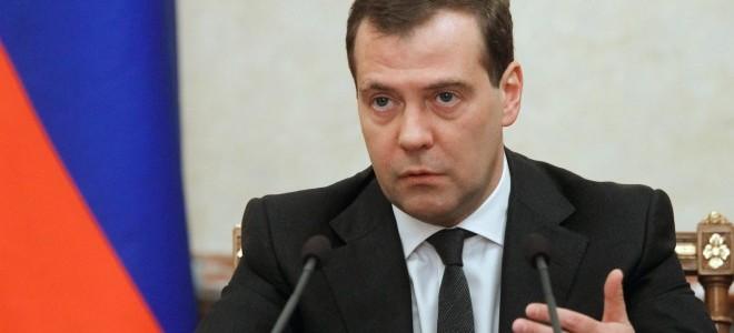 Dmitry Medvedev'den İtiraf!
