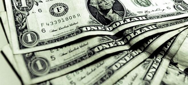 Dolar 4 Ayın Dibini Gördü