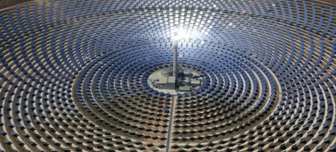 Güneş enerjisi santrali ile ilk etapta bin 200 evin elektrik ihtiyacı karşılanacak