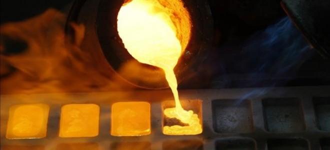 Maden firmalarının altın üretim bildirimleri azaldı