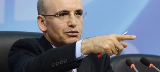Mehmet Şimşek'ten Açıklamalar