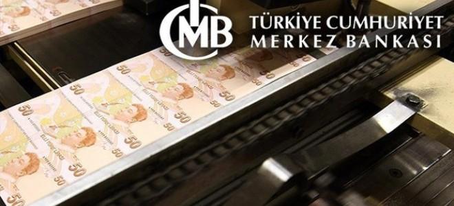 Merkez Bankası repo ihalesine 25 milyar 300 milyon TL teklif geldi