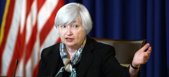 Piyasalar Yellen'in Açıklamasını Bekliyor