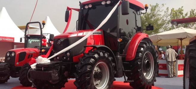 TÜMOSAN GM Öğün: Türkiye'nin ilk 115 beygir gücündeki Maksima traktörlerinin satışına başlanması üst segment traktör satışlarını olumlu etkiledi