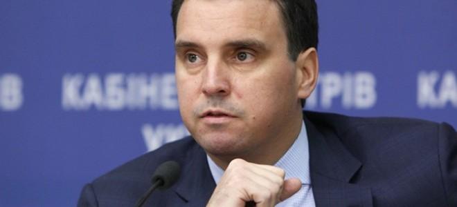 Ukrayna'lı Bakan Abromavicius İstifa Etti