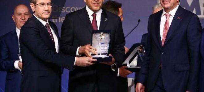 Altunkaya'ya, Türkiye ihracat şampiyonu ödülü