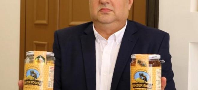 Anzer Balı'nda 3 tonluk üretim gerçekleşti
