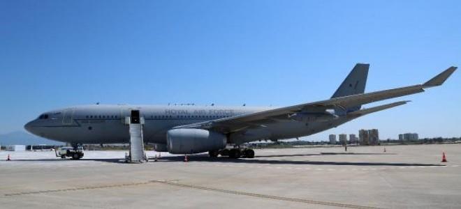 Dünyanın En Özel Uçakları Antalya'ya Gelmeye Başladı