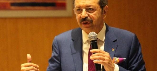 Hisarcıklıoğlu, işadamlarına ödül verip okul ve tesis açılışı yaptı