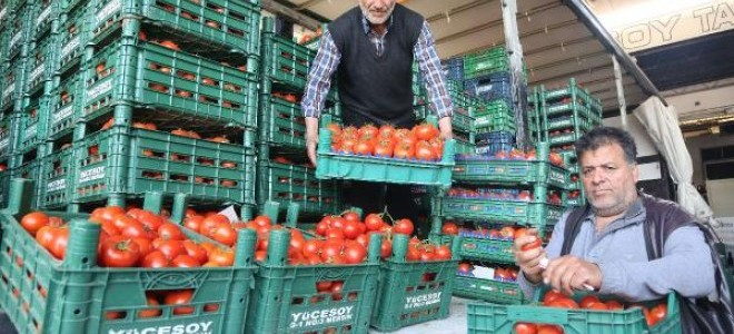 İstanbul'da sebze- meyve fiyatı yükseldi, hal esnafı mağdur oldu