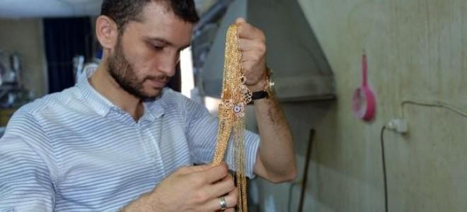 Kahramanmaraş'ta altın üretiminde rekor