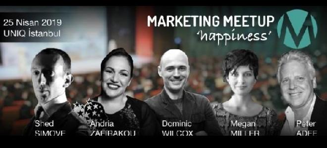 Marketing Meetup 2019 25 Nisan'da başlıyor