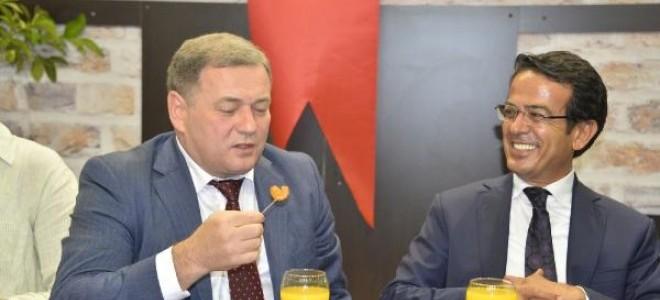 Rus Bakan Yardımcısı Gromik'ten domates açıklaması