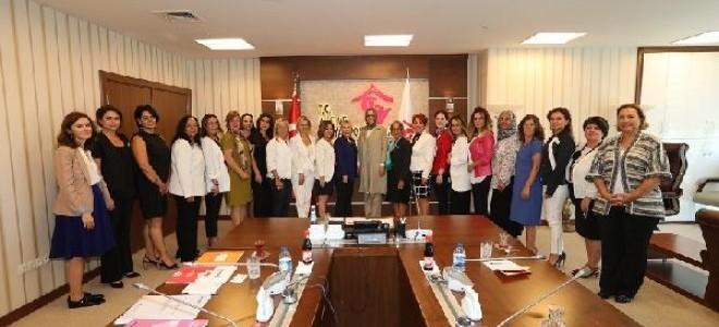 TÜRKONFED'den Aile ve Sosyal Politikalar Bakanı'na ziyaret