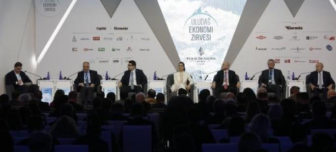 Uludağ Ekonomi Zirvesi Başladı (9)