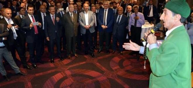 Vakıfbank Yönetim Kurulu Başkanı Alptekin: Güçlü ekonomiler hesaba katılıyor
