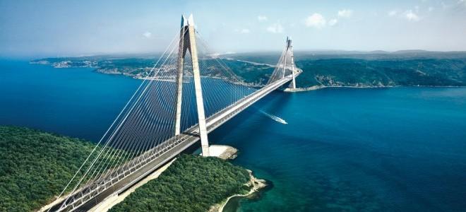 3. Köprü'ye Geldi Türkiye'yi Üs Yaptı