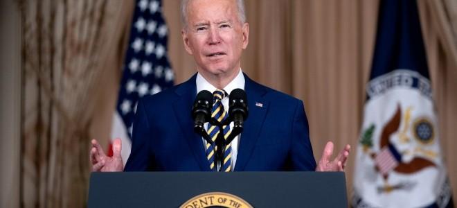 ABD Başkanı Biden, zayıf gelen istihdam verisinin nedeni olarak Delta varyantını gösterdi