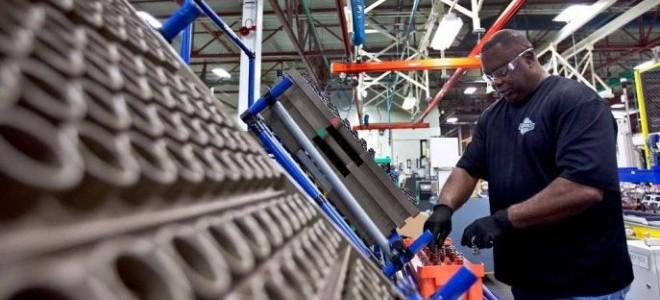 ABD'de imalat sanayi PMI 6 ayın en yüksek seviyesinde