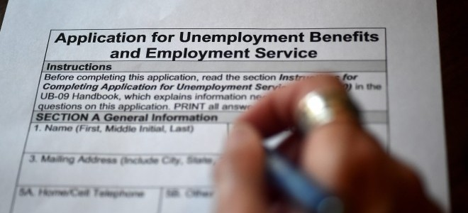 ABD'de işsizlik maaşı başvuruları düşüş göstermeye devam etti