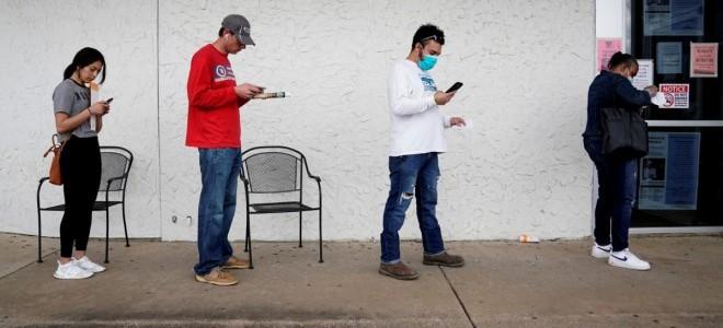 ABD'de işsizlik oranı nisanda beklenenin aksine yükseldi