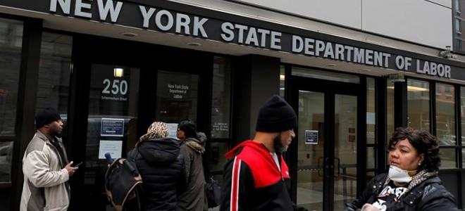 ABD'de işsizlik oranı şubatta yüzde 6,2'ye geriledi