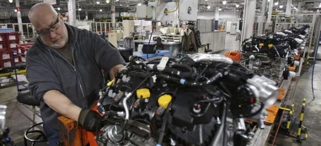 ABD'de sanayi üretimi eylülde beklentilerin aksine azaldı