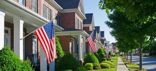 ABD'de Yeni Konut Satışları Kasım Ayında Son 10 Yılın Zirvesine Çıktı