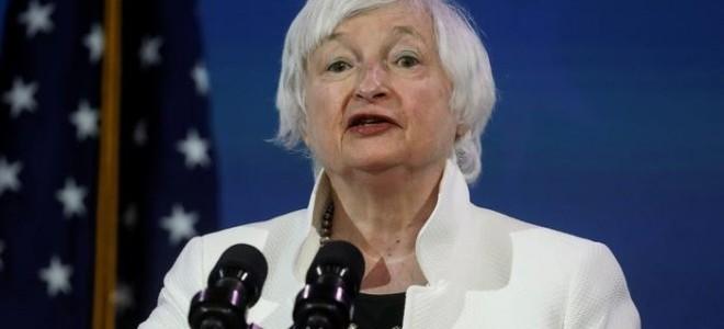 ABD Hazine Bakanı Yellen, altyapı paketi ve vergi artışları için iş dünyasından destek istedi