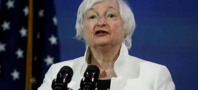 ABD Hazine Bakanı Yellen'dan piyasaları dalgalandıran faiz açıklaması