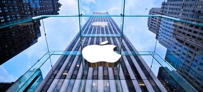ABD'li teknoloji devi Apple'ın piyasa değeri 2 trilyon dolara ulaştı