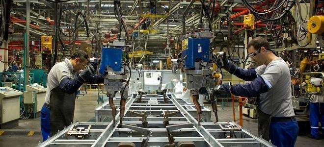 ABD Sanayi Üretimi Nisan'da Yüzde 0.7 Arttı, Beklenti Yüzde 0.6