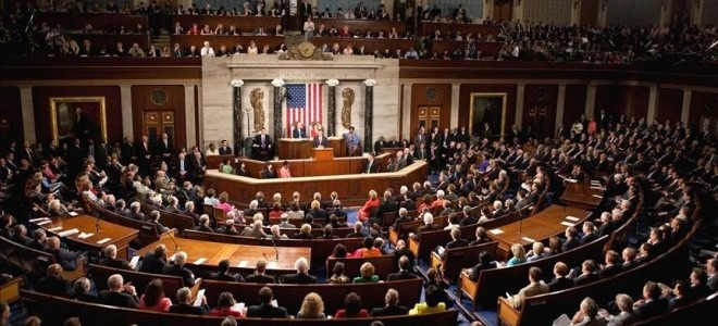 ABD Senatosu 1 trilyon dolarlık altyapı paketini onayladı