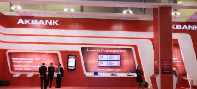 Akbank'tan İlk Çeyrekte Türkiye Ekonomisine 278 Milyar Lira Kredi Desteği