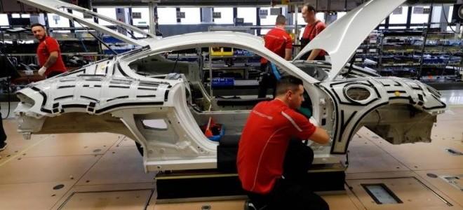 Alman ekonomisi Covid-19'dan dolayı yüzde 10,1 küçüldü