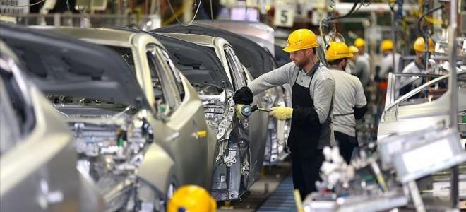Almanya'da imalat sanayi istihdamında Mayıs 2010'dan beri en büyük düşüş