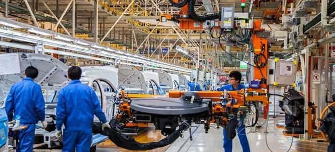 Almanya'da sanayi üretimi 2020'de yüzde 10,8 geriledi