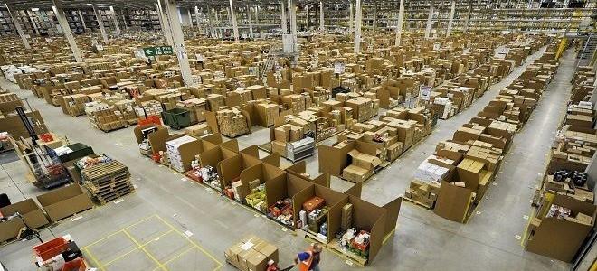 Almanya'daki Amazon çalışanları greve gitti