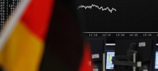 Almanya'nın kamu borcu geçen yıl 17 milyar avro azaldı