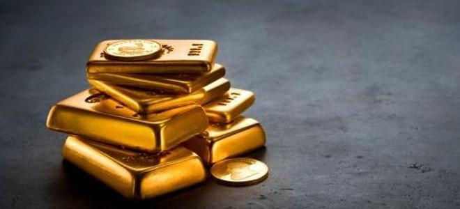 Altın fiyatları 2 haftanın zirvesinden döndü