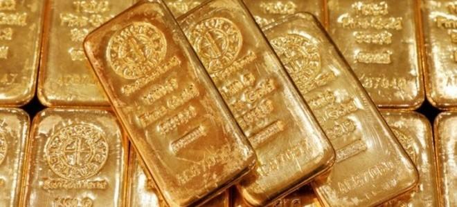 Altın fiyatları yatay, Brent 55 doların altında