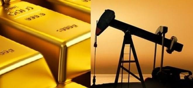Altın ve Petrol Düşüşte!