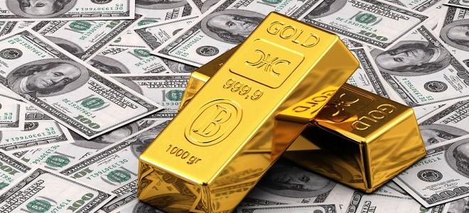 Altın Zayıflayan Dolardan Destek Buluyor