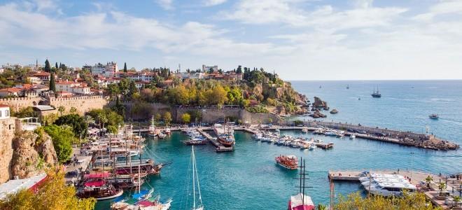 Antalya Turizmde 1 Milyonu Aştı