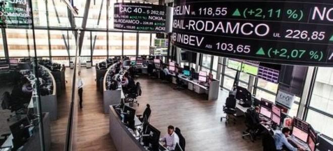 Avrupa Borsaları Karışık Seyirle Açıldı, Abd Tahvilleri Zirvelerinde