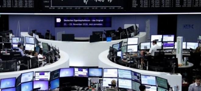 Avrupa ve ABD Borsaları Yükselirken Bist100 Düşüyor