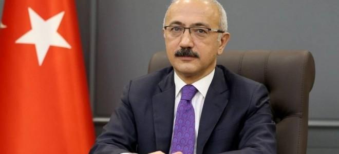 Bakan Elvan, ekonomi gündemine ilişkin değerlendirmelerde bulundu