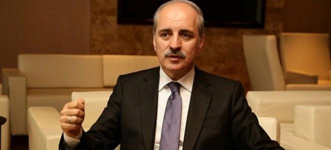 Başbakan Yardımcısı Kurtulmuş finans zirvesinde konuştu